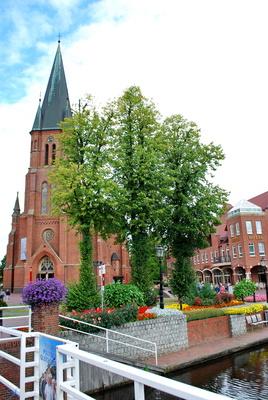 St. Antonius Kirche zu Papenburg