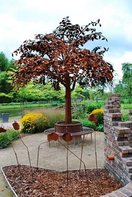 Rostiger Baum
