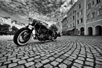 Harley Davidson Bj. 58