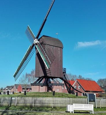 Bockwindmühle Papenburg