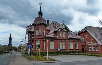 Fehn-und Schifffahrtsmuseum in Westrhauderfehn
