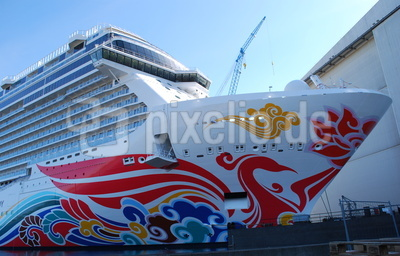 Kreuzfahrtschiff - Norwegian Joy