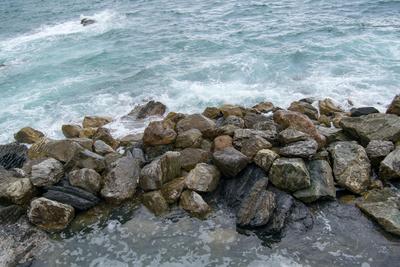 Die ligurische Küste