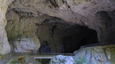 Die Höhlen von Škocjan (1)