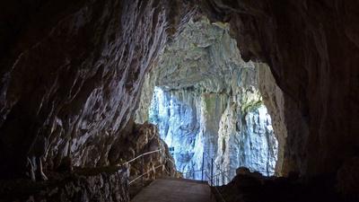 Die Höhlen von ¦kocjan (4)