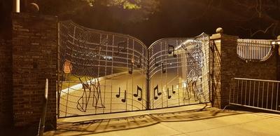 Das Tor zu Graceland