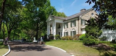 Graceland, Memphis, Tennessee 01