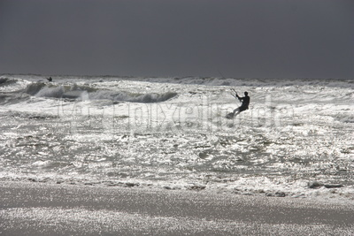 Sport im Silbermeer