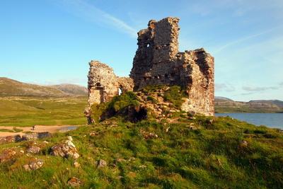 Ardvreck Castle /  Schottland