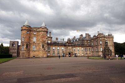 Jedburgh Abbey / Schottland