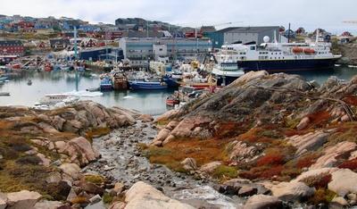 Hafen Ilulissat