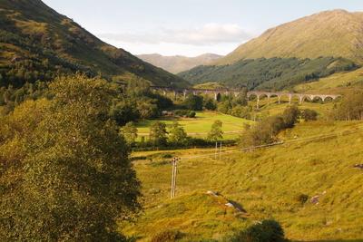 Glenfinnan - Viadukt / Schottland