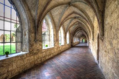 Kreuzgang im Kloster Michaelstein