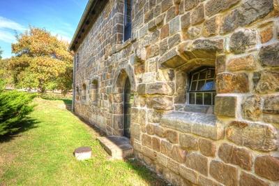 Kloster Michaelstein - alte Fassade