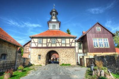 Kloster Michaelstein - Torhaus