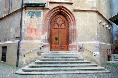 Meran, Portal Barbarakapelle