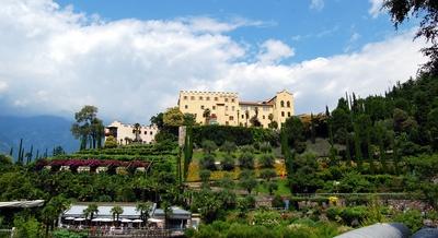 Schloss Trauttmansdorff zu Meran #1
