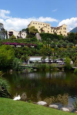 Schloss Trauttmansdorff zu Meran #4