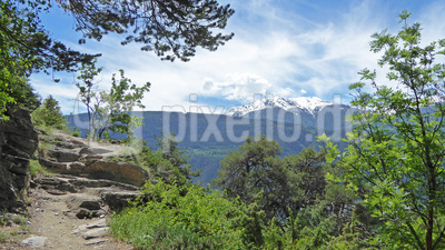 Rhonetal-Höhenweg