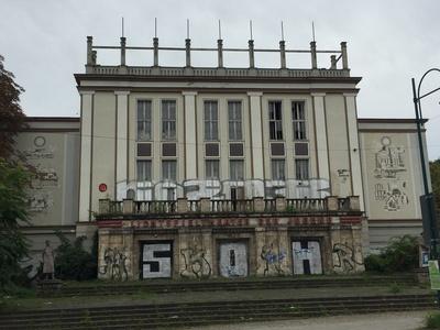 Verlassenes Kino in Frankfurt (Oder) / Foto: Alexander Hauk