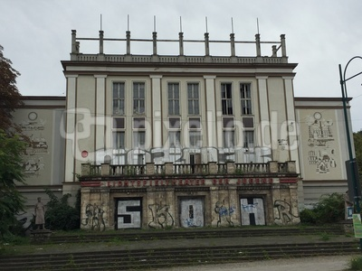 Verlassenes Kino in Frankfurt (Oder)