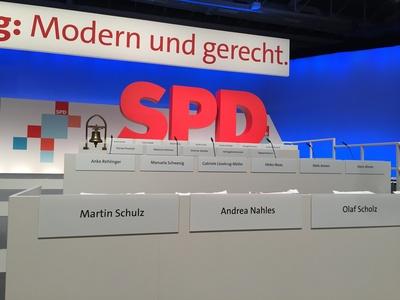 SPD Bundesparteitag 2017 Berlin