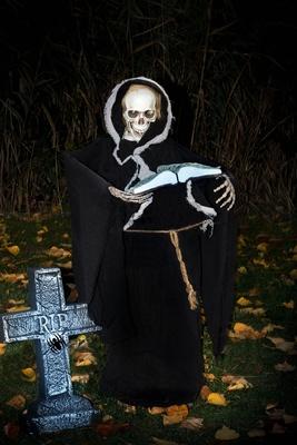 Halloween-Garten