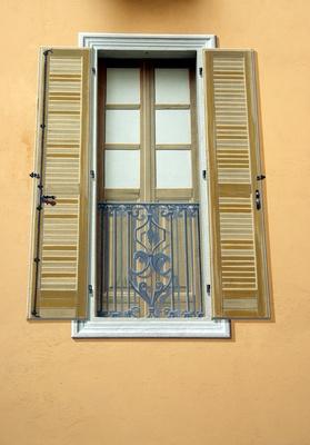 Fenster-Attrappe