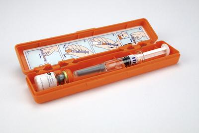 Diabetes, Notfallset