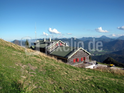 Gipfelhaus Brauneck