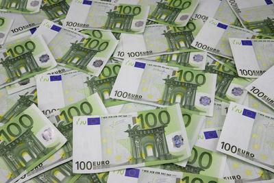 100-Euro-Scheine, Geldscheine