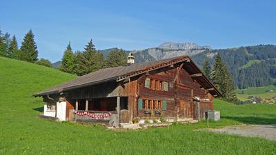 Leben auf der Alp