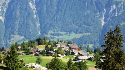 Axalp Berner Oberland)