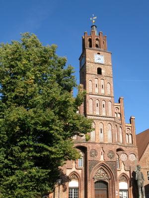 Altes Rasthaus in Brandenburg