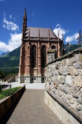 Mausoleum zu Schenna
