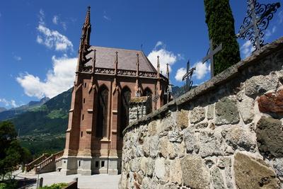 Mausoleum zu Schenna #2