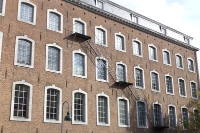 Fassade in Aachen
