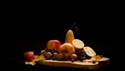natürliche Vitamine für Herbst und Winter