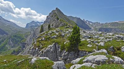 Tagesziel: Tällihorn (2284 m)
