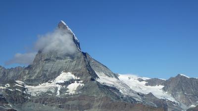 Berg der Berge: Matterhorn