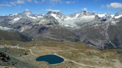 Walliser Alpenwelt