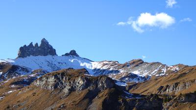 Lobhörner (2566 m)