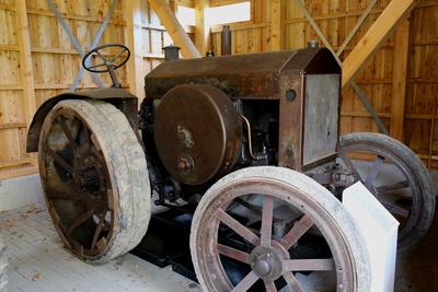 Deutz Traktor Baujahr 1934