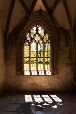 Fenster ...Kloster Maulbronn