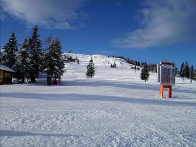 Skiabfahrt Flachau