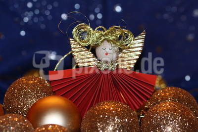 Ein Weihnachtsengel