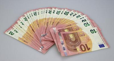 10-Euro-Scheine, Geldscheine