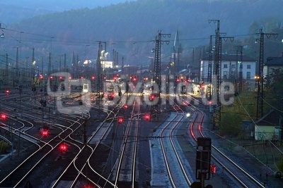 Bahnhof Gemünden