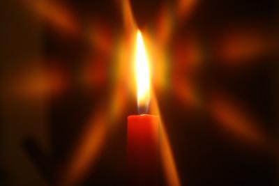 Eine Kerze für dich