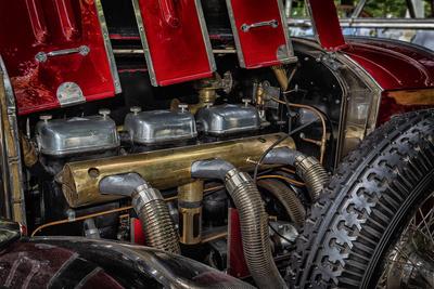 Oldheimer Motor